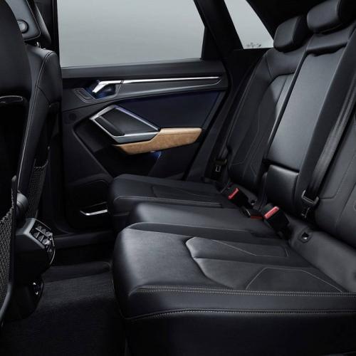Audi Q3 : les photos officielles du SUV aux anneaux