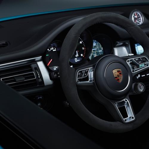 Porsche Macan (2018)