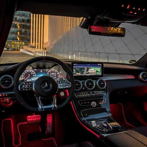 Mercedes-AMG C43 4MATIC