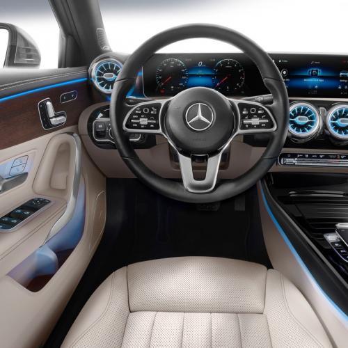 Mercedes Classe A berline (2019)
