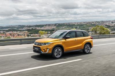 Suzuki Vitara restylé (2019)
