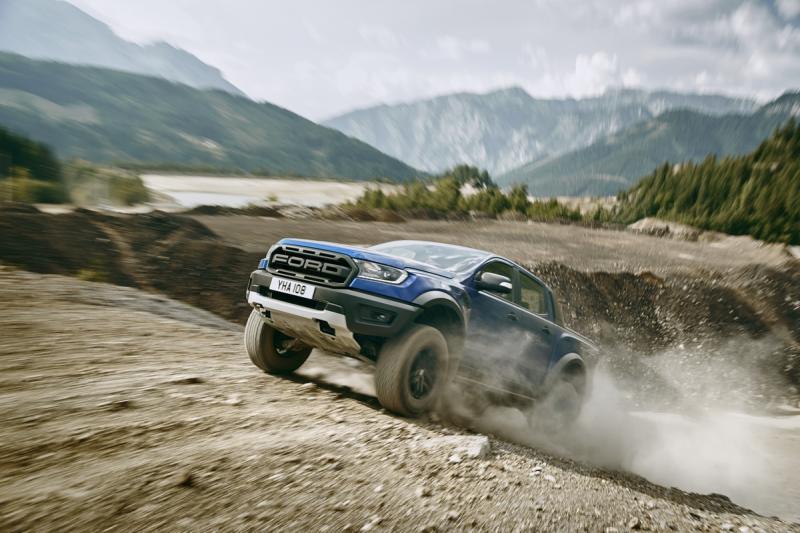 Ford Ranger Raptor | les photos officielles