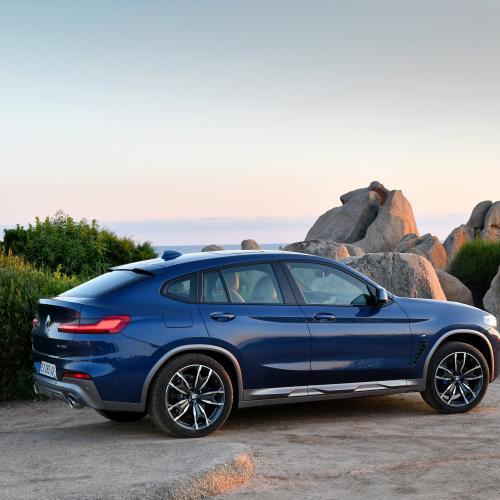 BMW X4 (essai - 2018)