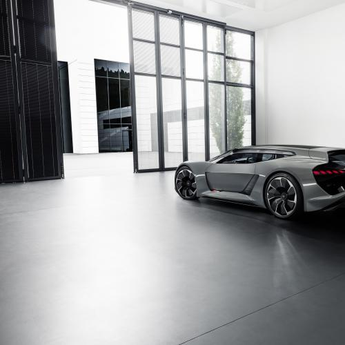 Audi PB18 E-Tron Concept | Les photos officielles