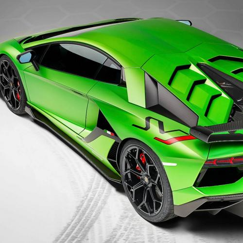 Lamborghini Aventador SVJ | Les photos officielles