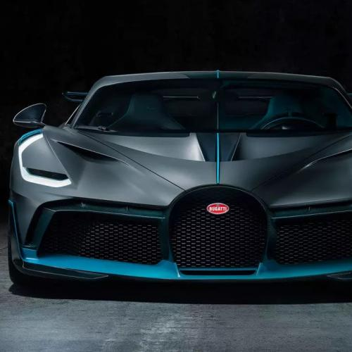 Bugatti Divo   Les photos officielles