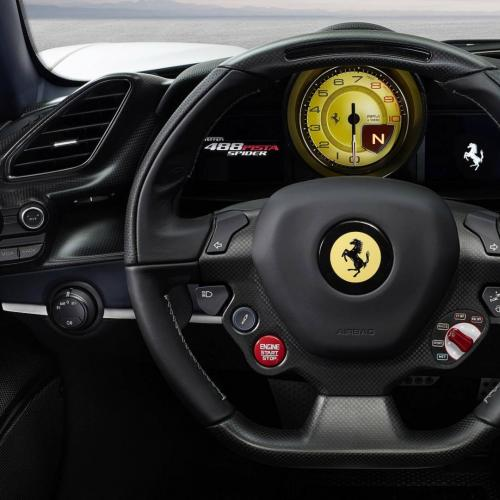 Ferrari 488 Pista Spider | Les photos officielles