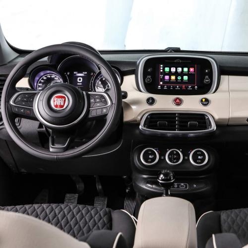 Fiat 500X 2019 | Les photos officielles