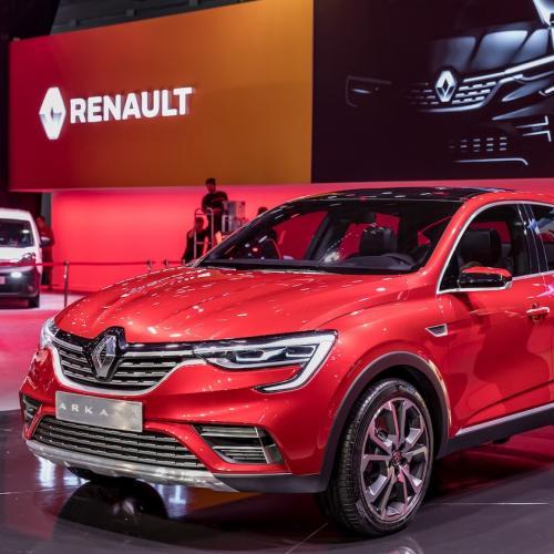 Renault Arkana | Les photos officielles