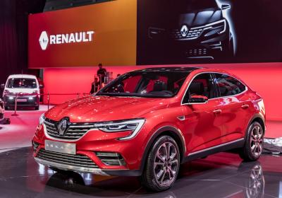 Renault Arkana | Les photos officielles