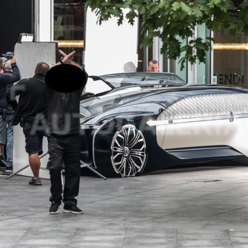 Renault | le concept futuriste 2018 en photos