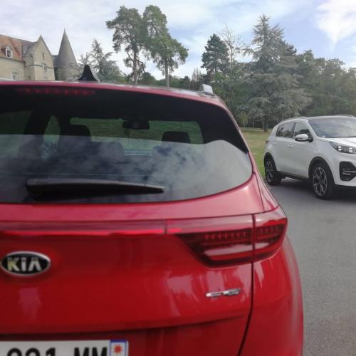 Kia Sportage   nos photos du SUV
