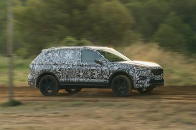 Seat Tarraco | les photos officielles du prototype