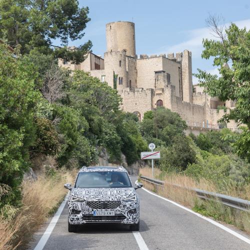 Seat Tarraco | les photos officielles du prototype