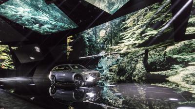 Mercedes EQC | les photos officielles du SUV 100% électrique