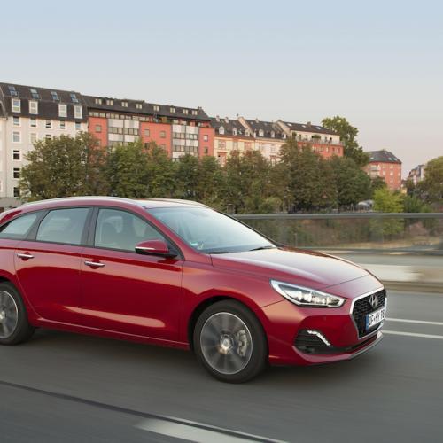 Hyundai i30 | les photos officielles du restylage 2019
