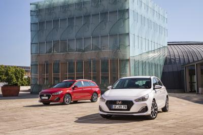 Hyundai i30 | les photos officielles du restylage 2019