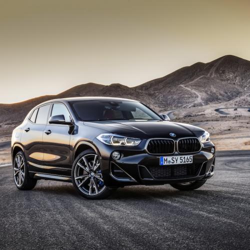 BMW X2 M35i   les photos officielles