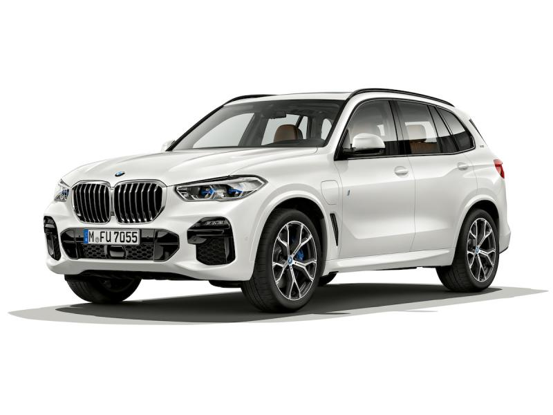 BMW X5 xDrive45e iPerformance | les photos officielles