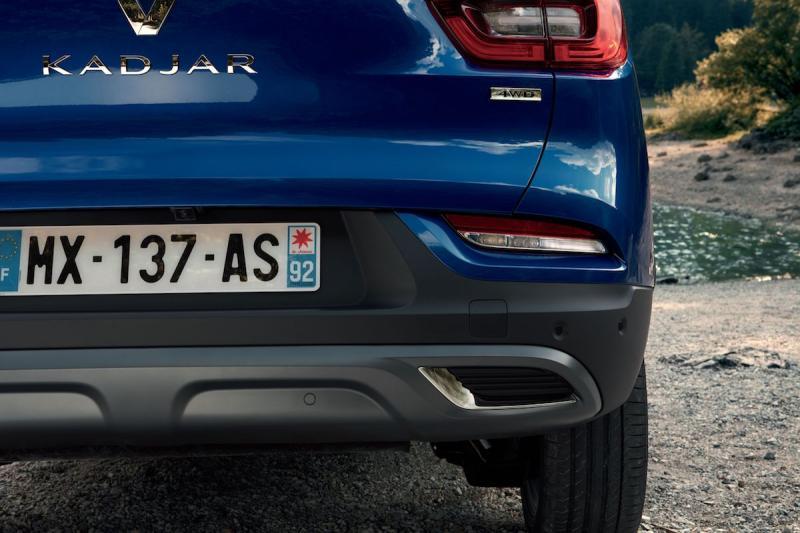 Renault Kadjar 2019 | les photos officielles de la version restylée