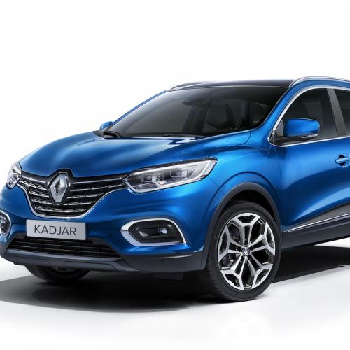 Renault Kadjar 2019 | les photos officielles de la version restylée