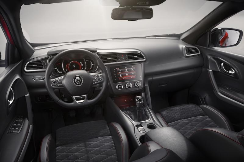 Renault Kadjar 2019   les photos officielles de la version restylée