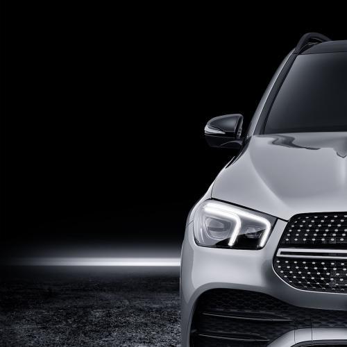 Mercedes GLE | les photos officielles