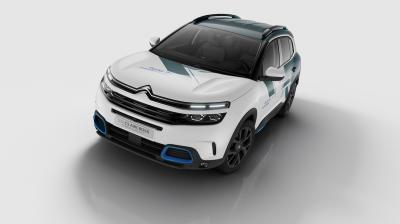 Citroën C5 Aircross Hybrid | les photos officielles du concept