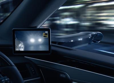 Rétroviseurs numériques Lexus | les photos officielles
