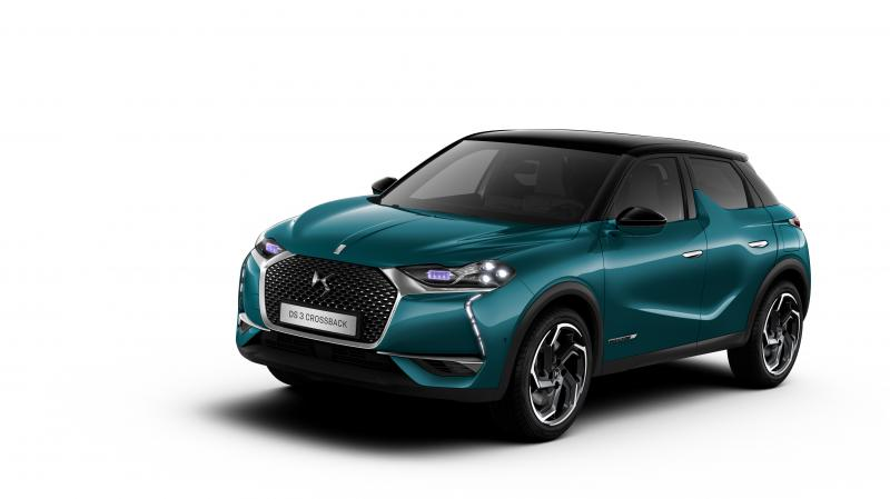 DS 3 Crossback | les photos officielles