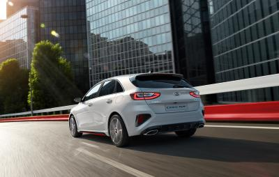 Kia Ceed GT | les photos officielles