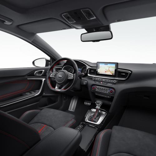 Kia Ceed GT | les photos officielles