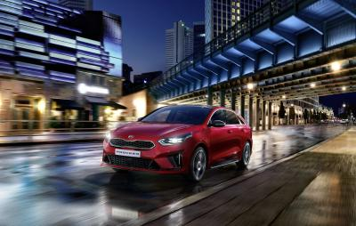 Kia ProCeed | les photos officielles