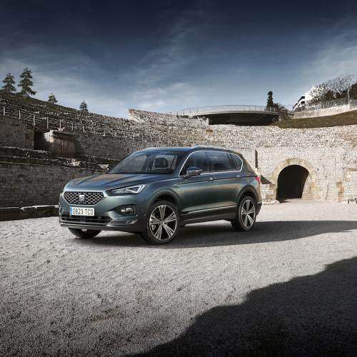 Seat Tarraco | les photos officielles