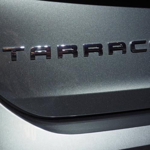 Seat Tarraco | nos photos de la présentation