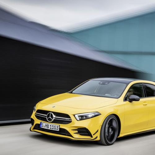 Mercedes AMG A 35 | les photos officielles