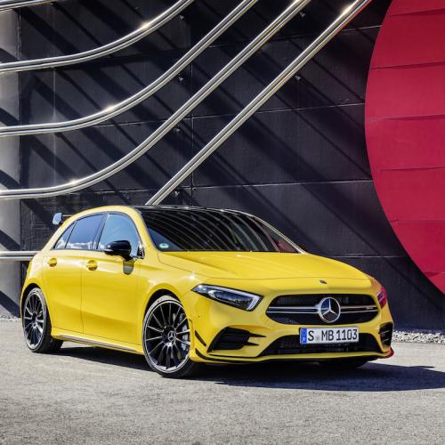 Mercedes AMG A 35 | les photos officielles