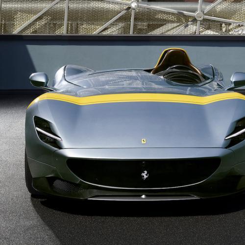 Ferrari Monza SP1   les photos officielles