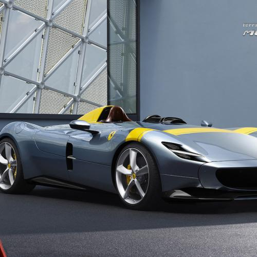 Ferrari Monza SP1 | les photos officielles