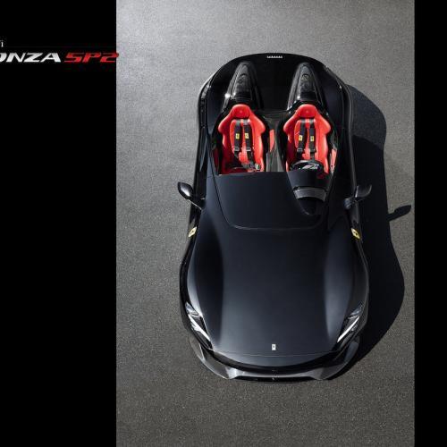 Ferrari Monza SP2 | les photos officielles