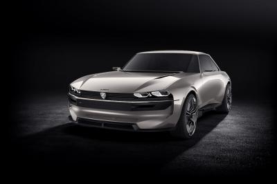 Peugeot e-Legend Concept | les photos officielles