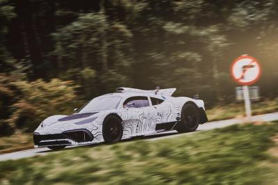 Mercedes-AMG Project ONE | les photos officielles du concept