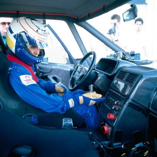 Renault Espace F1 | les photos officielles