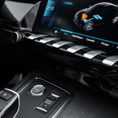 Peugeot 508 Hybrid | Les photos officielles