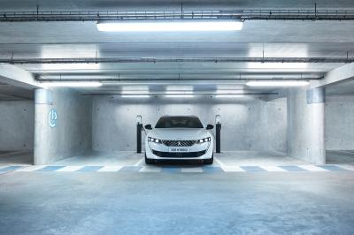 Peugeot 508 Hybrid | Les photos officielles