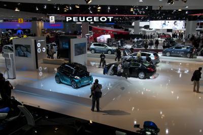 Mondial de l'Auto 2018 | les nouveautés chez Peugeot