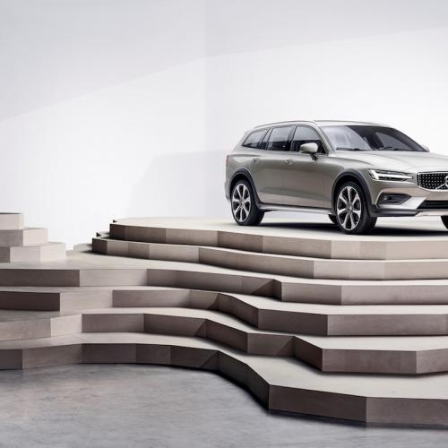 Volvo V60 Cross Country | les photos officielles