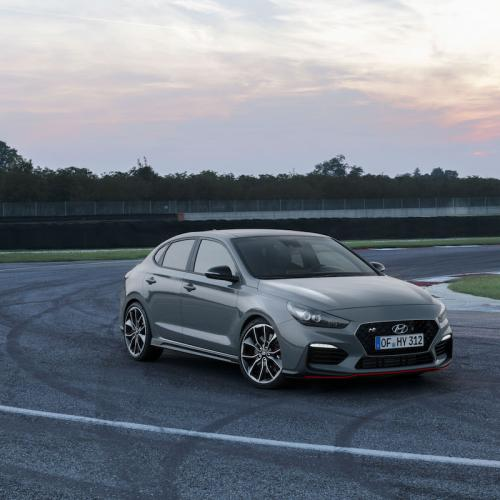 Hyundai i30 Fastback N | les photos officielles