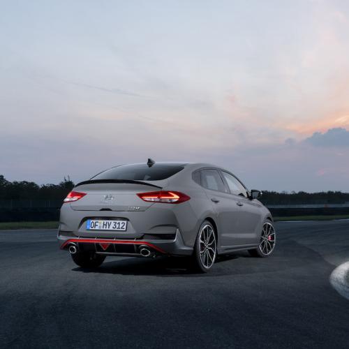 Hyundai i30 Fastback N | les photos officielles