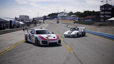 Porsche 935 | les photos officielles de l'édition limitée